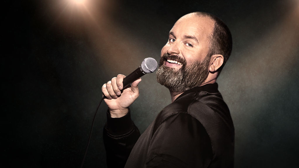 The 41-year old son of father (?) and mother(?) Tom Segura in 2021 photo. Tom Segura earned a  million dollar salary - leaving the net worth at  million in 2021