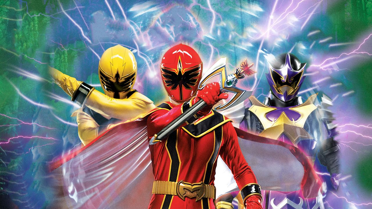 Site Launched June 21 2005 Last Updated November 23 2006 Power Rangers Mystic Force You can now buy your Power Rangers Mystic Force